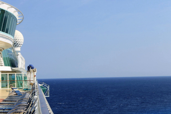 Taken during last year's cruise through the east Caribbean.