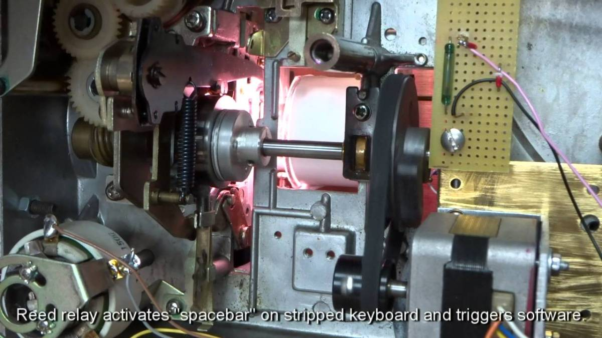 Construye tu propio telecine Super 8