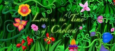 El Amor en los tiempos del cólera, títulos de créditos