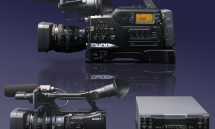Sony HVR-Z7N y HVR-S270N, dos cámaras para tener en cuenta