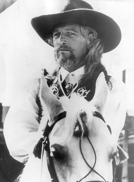 En Buffalo Bill y Los Indios, de Robert Altman