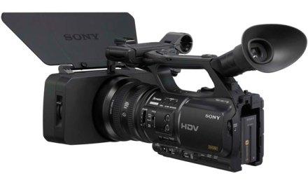 Sony da a conocer nueva cámara: HVR-Z5N