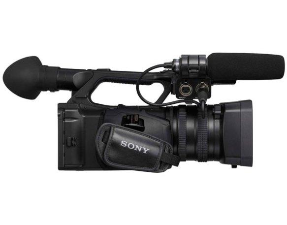 La nueva HVR-Z5N