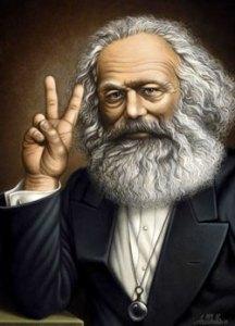 Karl Marx, autor de Das Kapital, el blockbuster