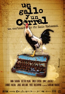 Estreno: Un gallo y un corral, corto venezolano