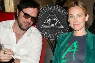 Theresa Duncan y Jeremy Blake, iluminados