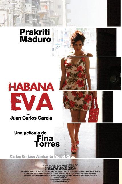 Póster de Habana Eva, de Fina Torres