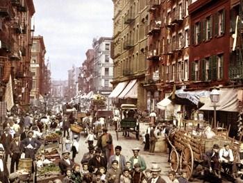 Nueva York, 1900