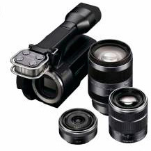 Sony NEX-VG10 Camcorder