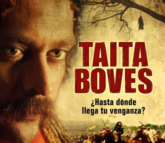 Taita Boves, de Luis Alberto Lamata