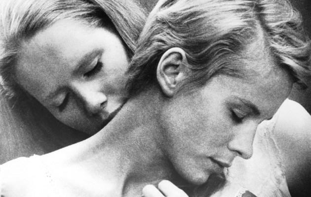 Persona, Bergman