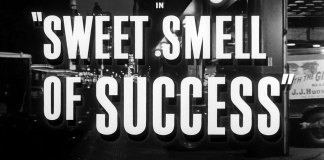 Sweet Smeell of Success, de Alexander Mackendrick