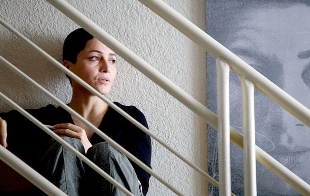 Marzieh Vafamehr, tras las rejas, a la espera del látigo