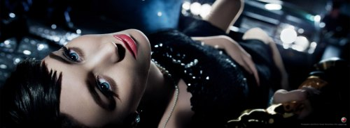 Rooney Mara según Fincher
