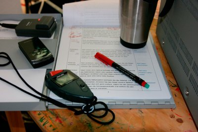 Escribir un guión de corto no es tarea fácil