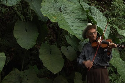 Los misterios de las lagunas del páramo, fragmentos andinos recopilados por Atahualpa y Diana Lichy