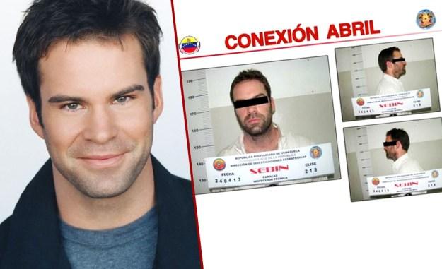 Timothy Tracy. El documentalista arrestado por acusaciones de espionaje en Venezuela.