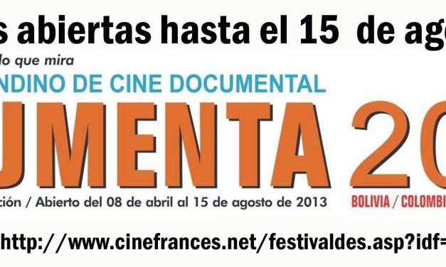 Últimos días para inscribirse en Documenta 2013