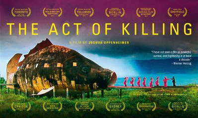 Entre The Act of Killing y S-21