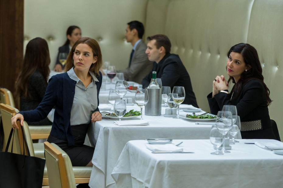 The Girlfriend Experience, prostitución de altas esferas, dinero fácil