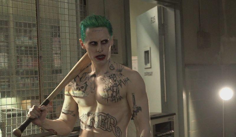 The Joker en Suicide Squad
