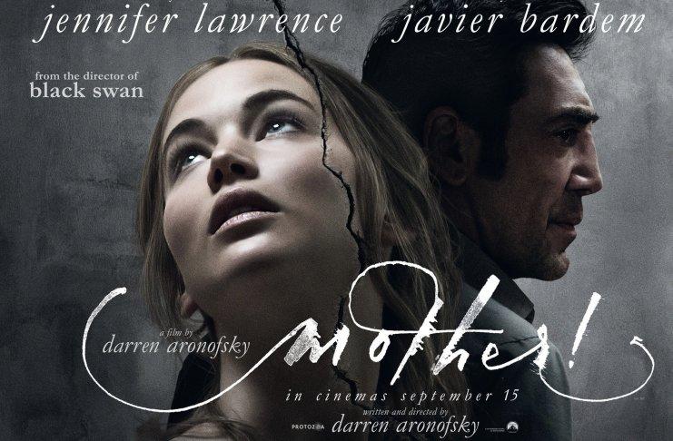 Jennifer Lawrence es la Madre Tierra en Mother!