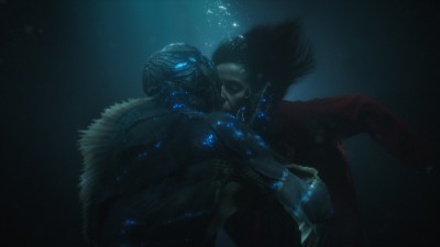 The Shape of Water, del mexicano Guillermo del Toro obtuvo 13 nominaciones