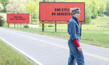 Three billboards outside Ebbing, Missouri levanta ronchas