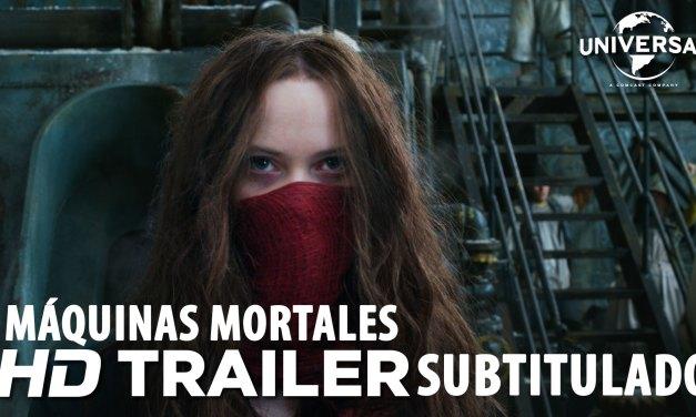Máquinas mortales, primer trailer