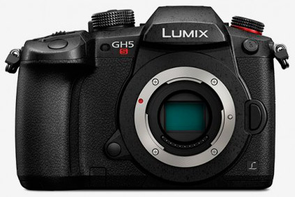 Lumix GH5s, con los cineastas, videográfos y vloggers en mente
