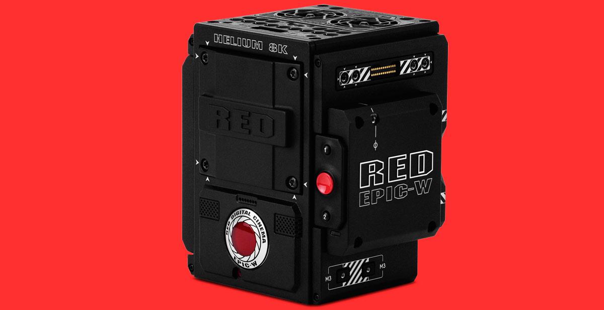 RED Digital Cinema y Foxconn producirían cámaras 8K a precios accesibles