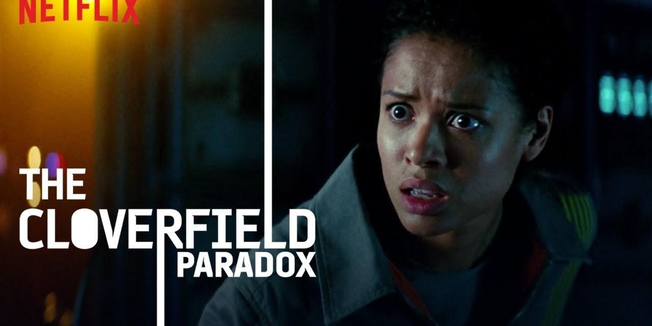 Netflix y J.J. Abrams sorprenden con The Cloverfield Paradox