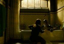 Un minuto de cine puro en La Forma del Agua, de Guillermo del Toro