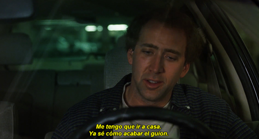 """Adaptation"" (2002), de Spike Jonze"