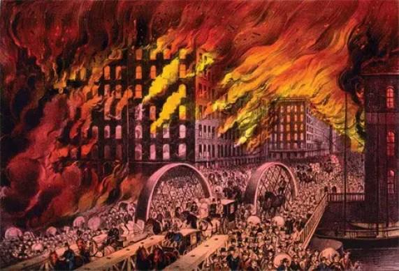 Resultado de imagen de neron incendio