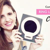 COMPREI RING LIGHTS DA CHINA!