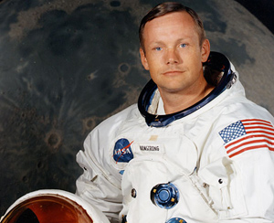 Neil Armstrong (credit: nasa.gov)