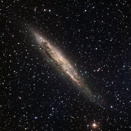 NGC 4945 credit: ESO