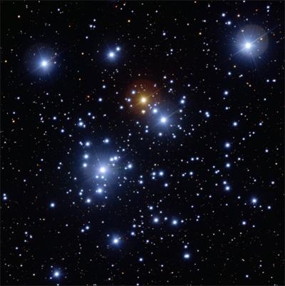 NGC 4755 visto dal Very Large Telescope (credit: ESO/Y. Beletsky)