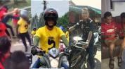 Melutut Menangis Budak Baju Merah Apabila Lelaki Yang Ditendangnya Adalah Anggota Polis