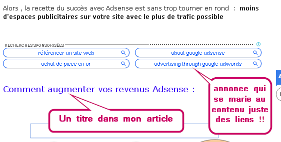 optimize the design of his blog to boost your income on adsense