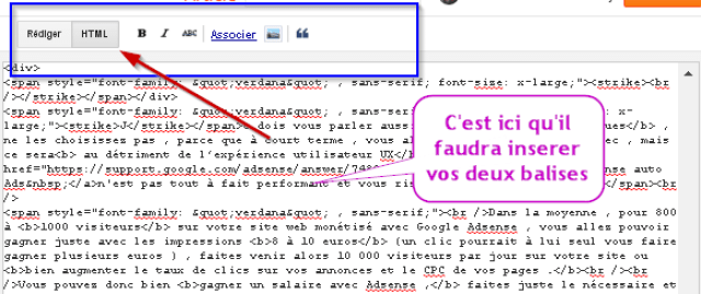 adsense ad tagging for more ad effectiveness