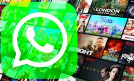 WhatApp requires Netflix content to be downloaded within the app