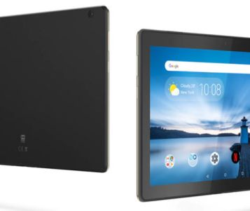 Lenovo M10 Rs 13,990 tablet started