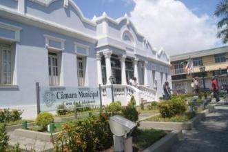Câmara Municipal de Feira de Santana, é também chamada de Casa da Cidadania. (Foto: Ascom/CMFS)