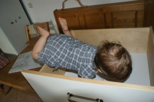 Dans le tiroir...