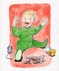 bébé copyright- www.montessori.fr