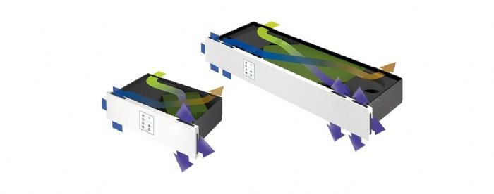 impianto ventilazione meccanica controllata