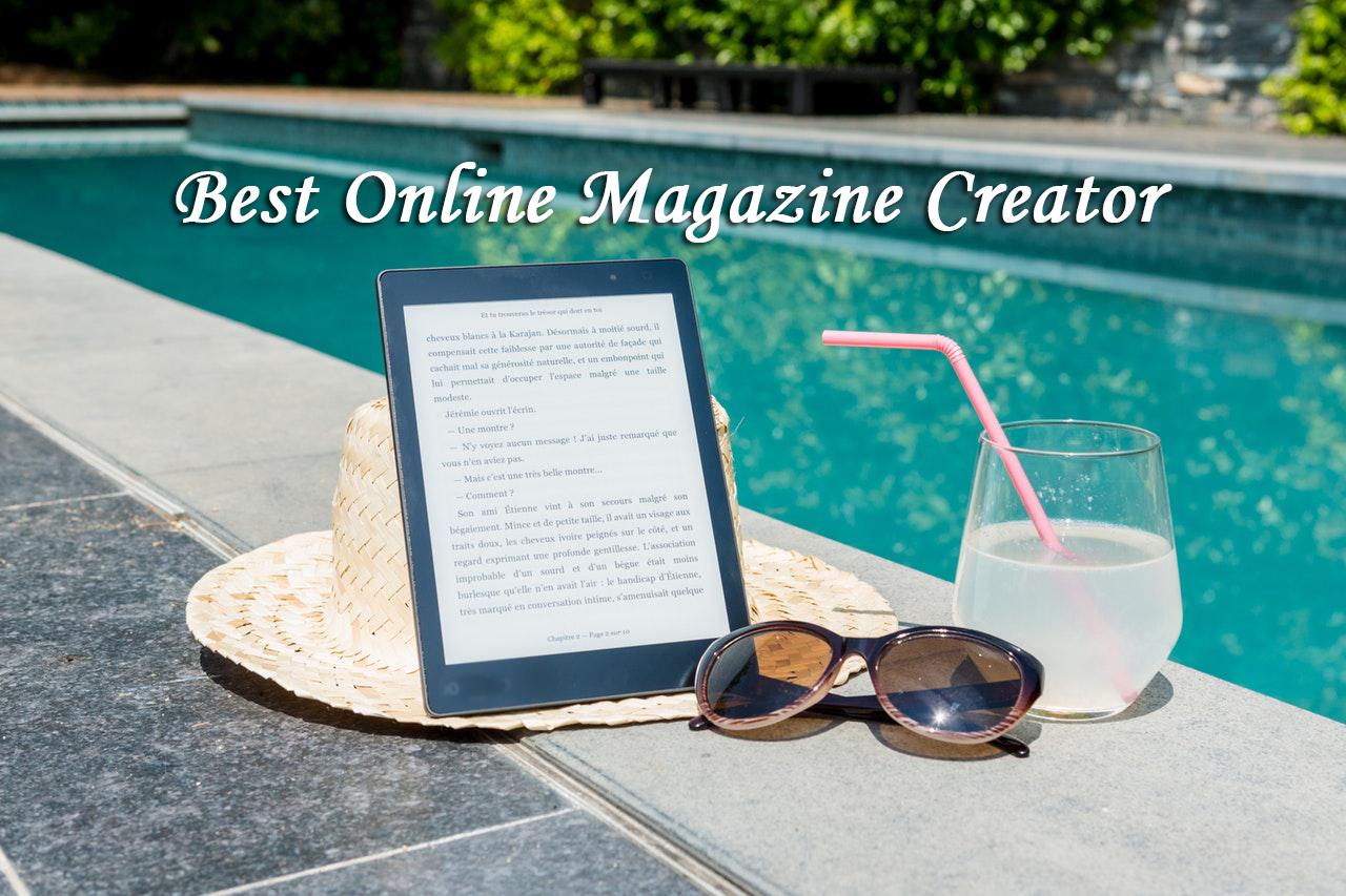magazine creator