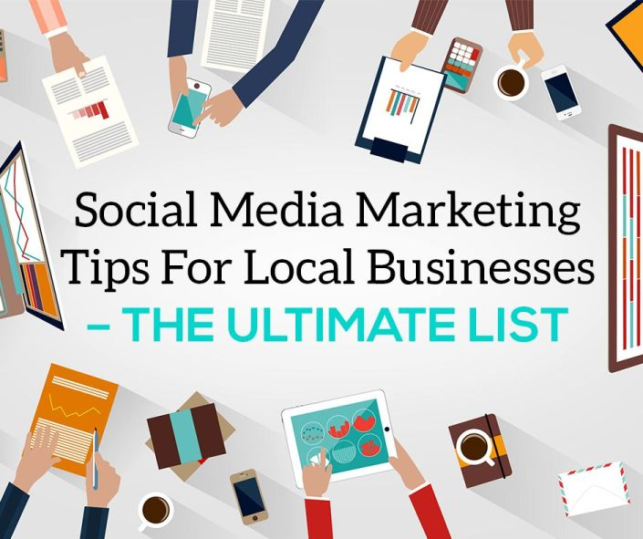Social Media Marketing Tips For Local Business